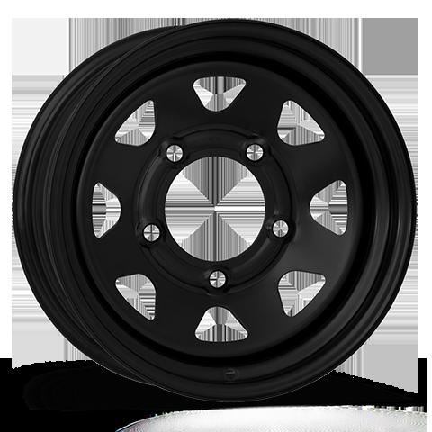 DOTZ 4X4 Dakar dark 7x15, 5x139,7, ET -12, 110