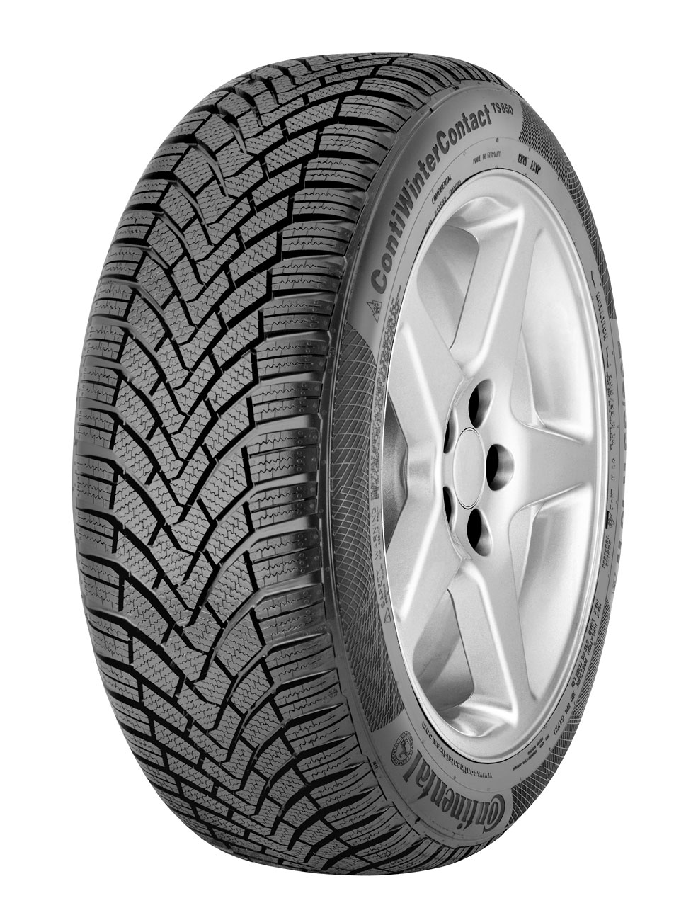 195/65R14 89T, Continental, WinConTS850