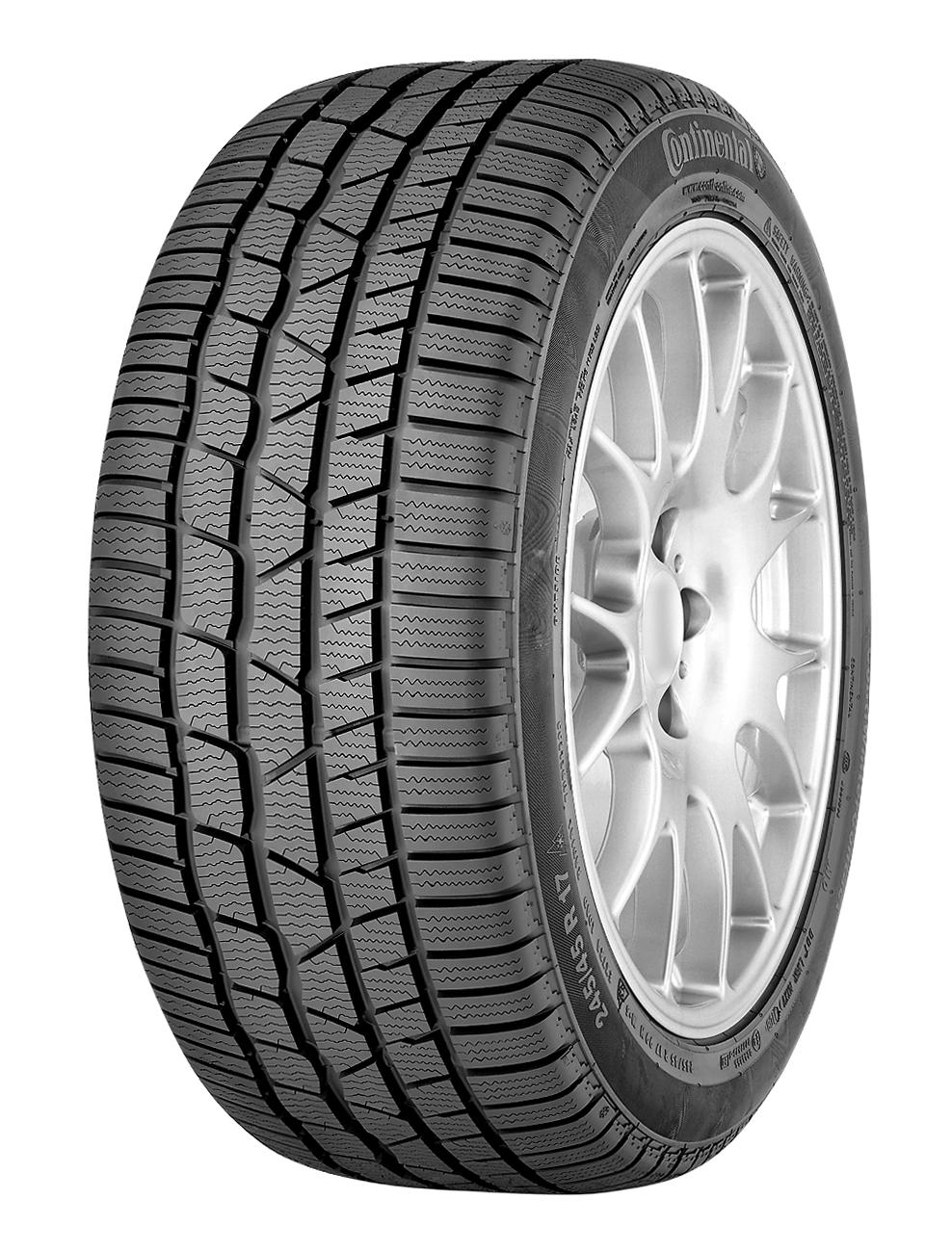 225/45R17 91H, Continental, ContiWinterContact TS 830 P