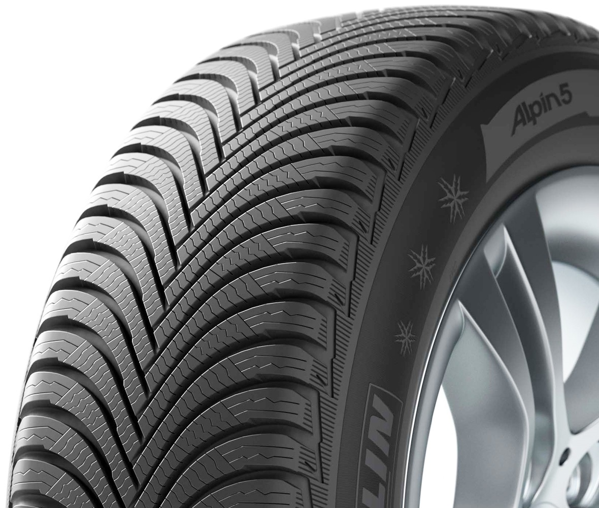 215/40R17 87  V, Michelin, ALPIN 5