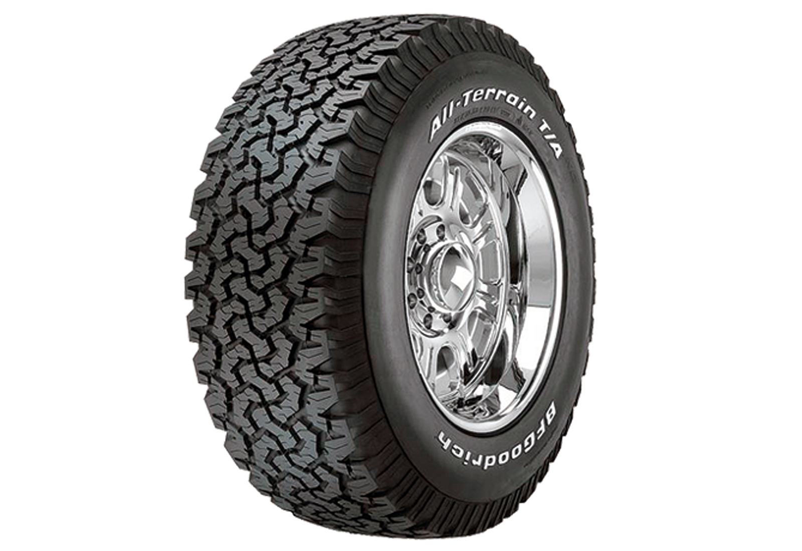 BF GOODRICH ALL TERRAIN T/A KO 215/70 R16 100R