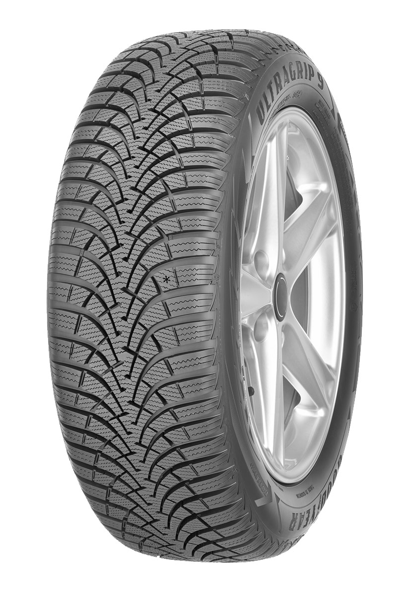 185/60R14 82T, Goodyear, Ultra Grip 9