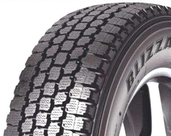 195/82R14 106R, Bridgestone, W800