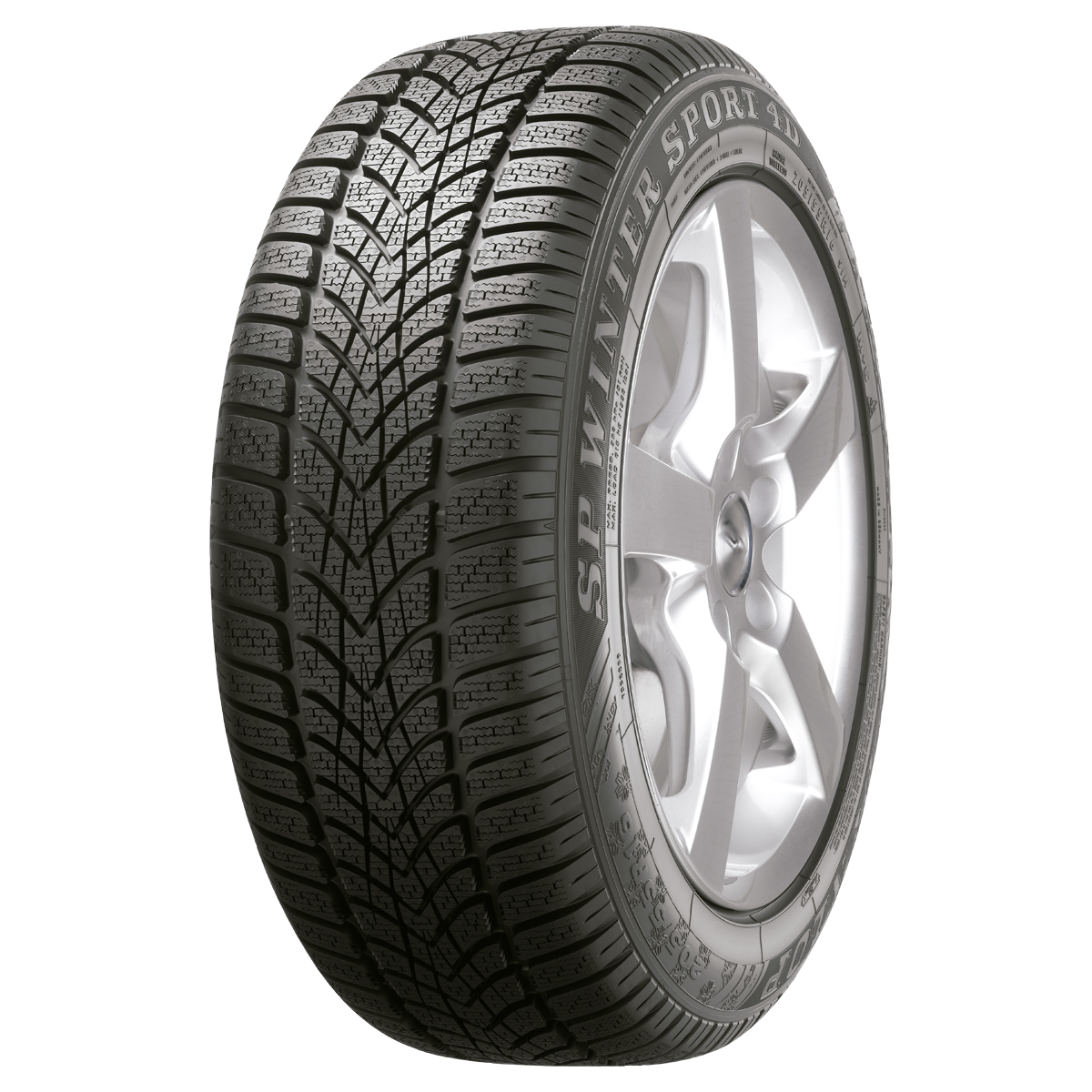 195/65R15 91H, Dunlop, Sport 4D MS