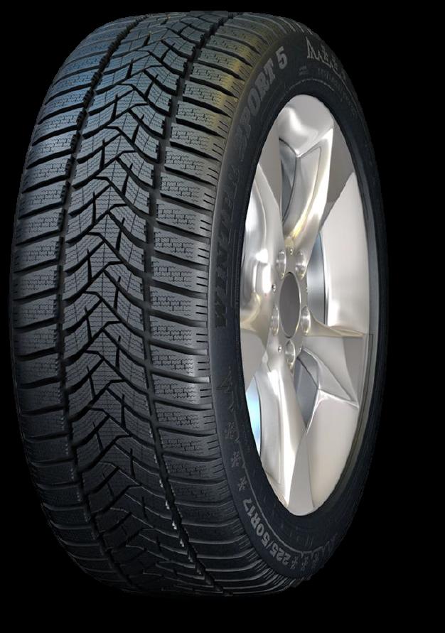 235/45R18 98V, Dunlop, Winter Sport 5