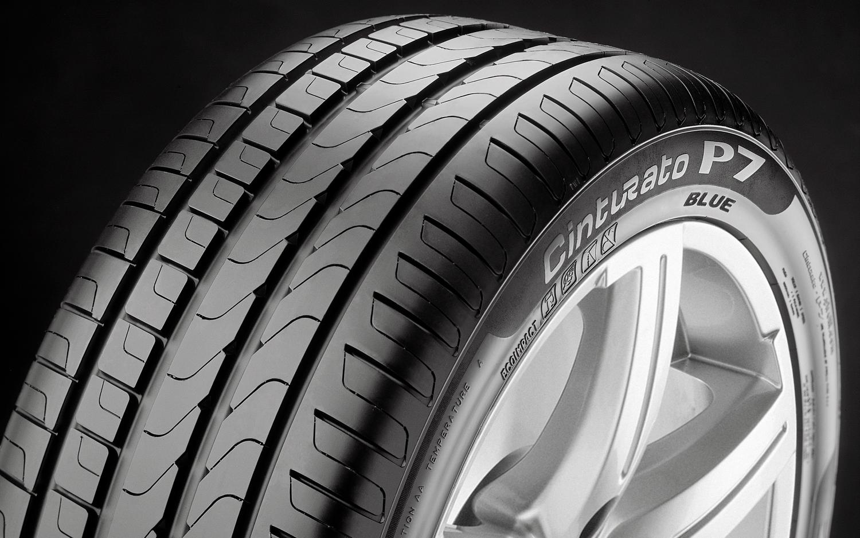 205/55R16 91V, Pirelli, CINTURATO P7 BLUE