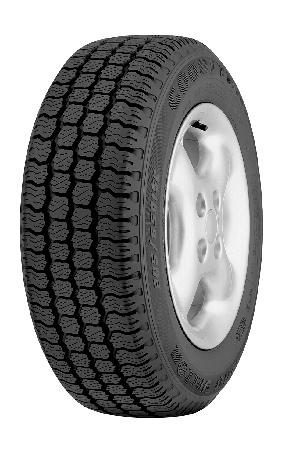 GOODYEAR CARGO VECTOR RE3 195/75 R16 107/105R