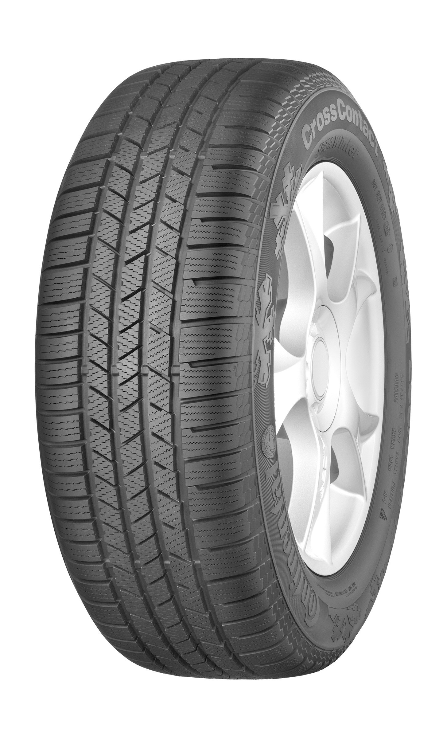 245/65R17 111T, Continental, ContiCrossContact Winter