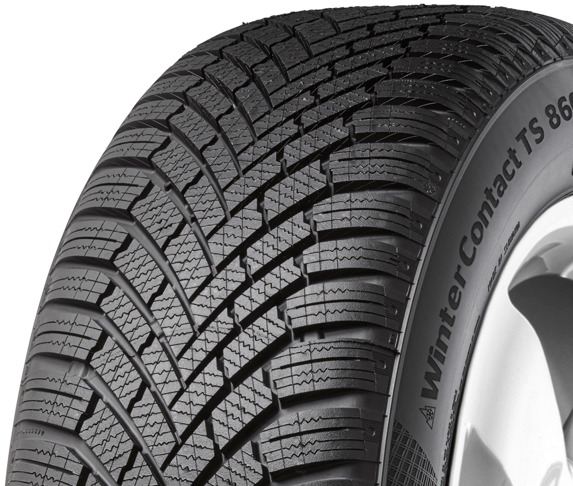 195/65R15 91T, Continental, WinterContact TS 860