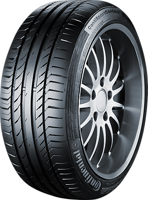 255/50R19 107W, Continental, ContiSportContact 5 SSR *