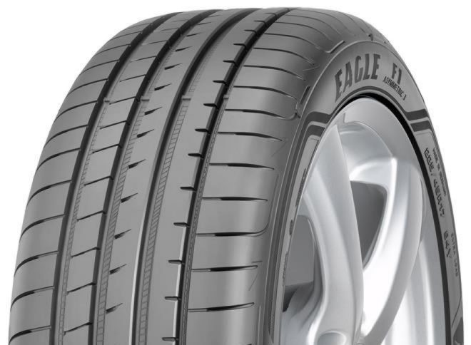 245/35R19 93Y   , Goodyear, EAGF1AS3