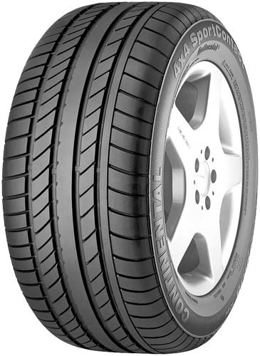 275/45R19 108Y, Continental, 4x4SportContact