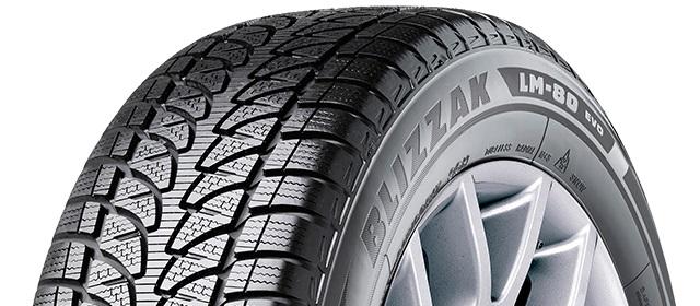 235/60R16 100H, Bridgestone, LM80EVO