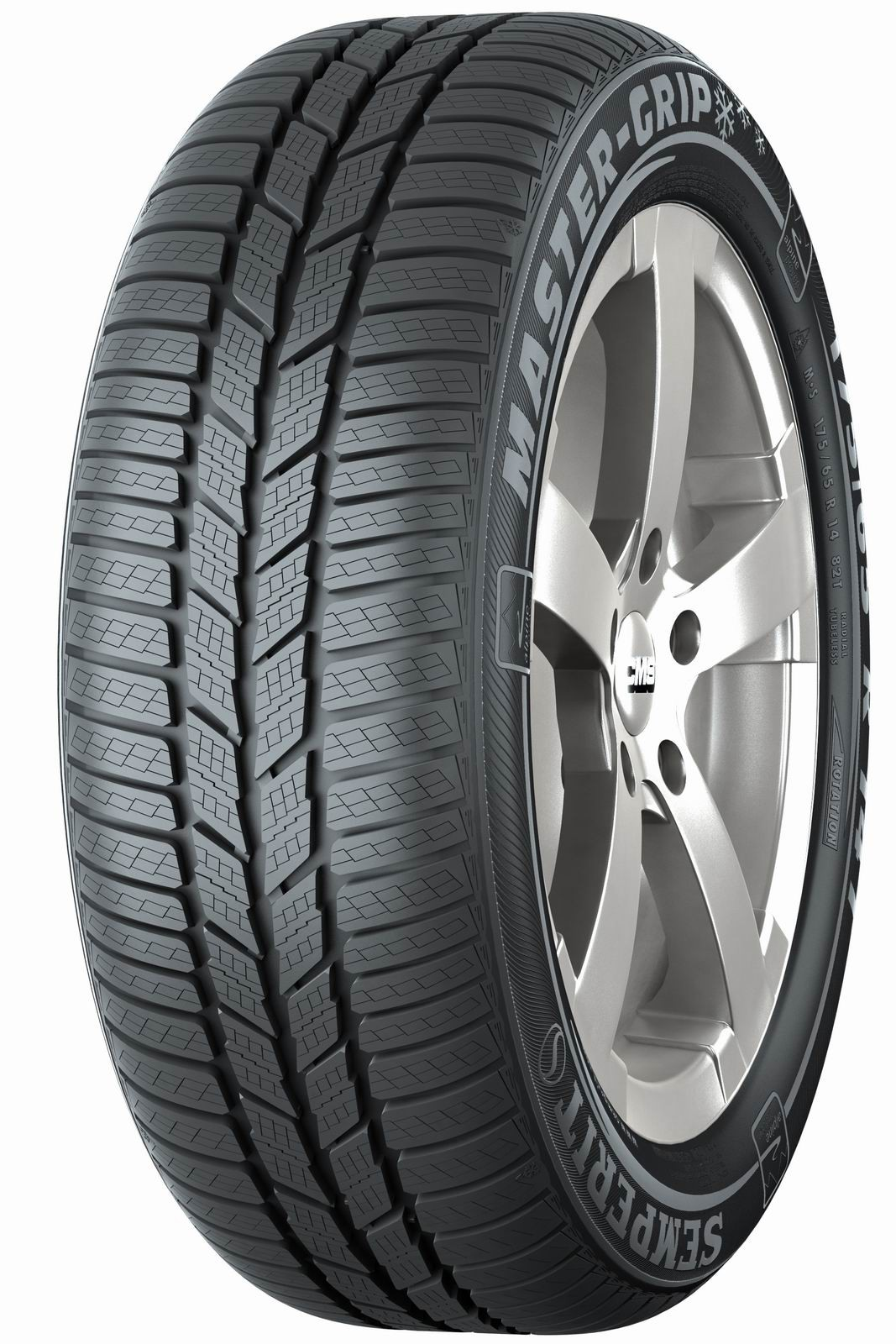 165/80R13 83T, Semperit, MASTER-GRIP