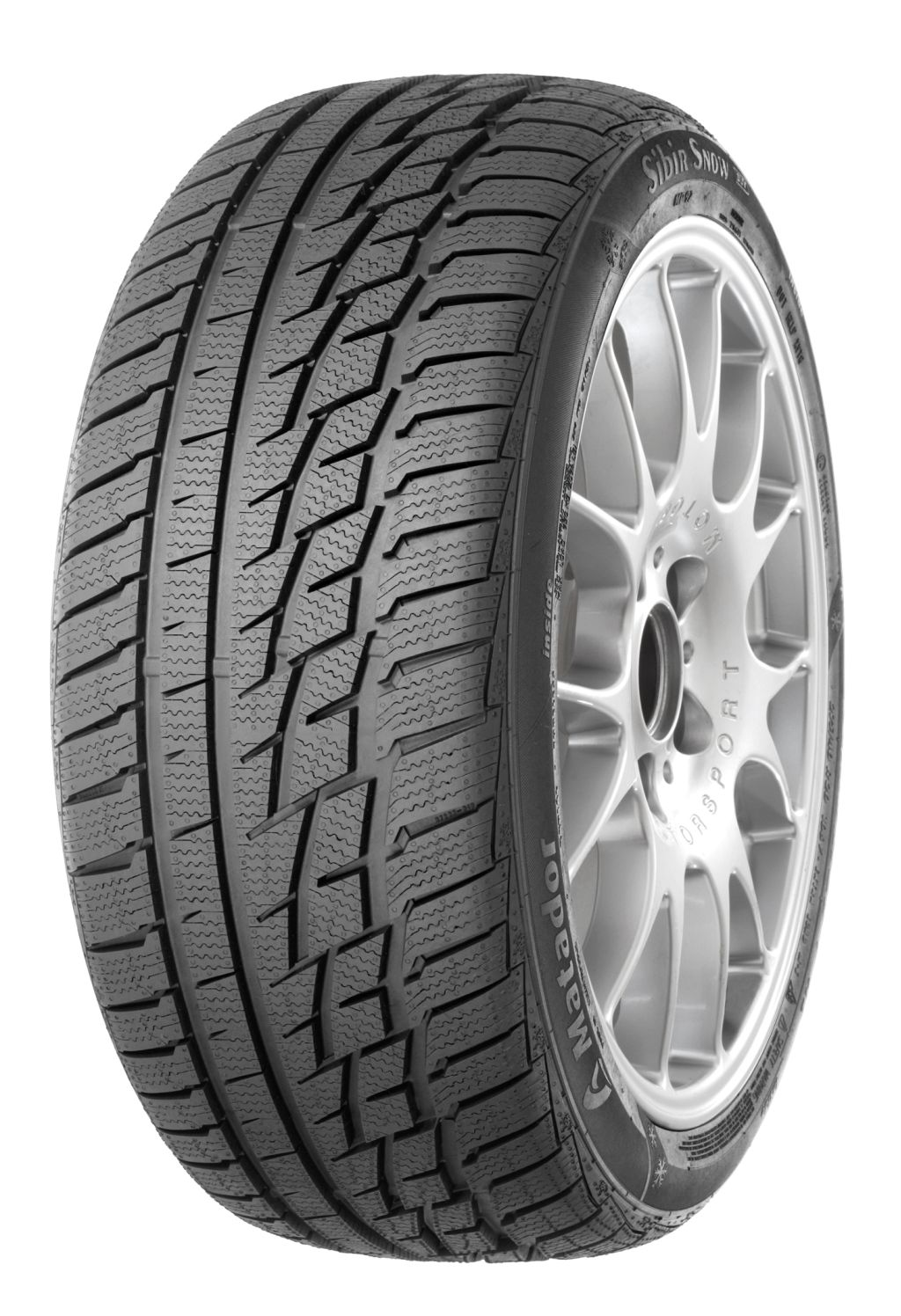 205/55R16 91H, Matador, MP92 Sibir Snow