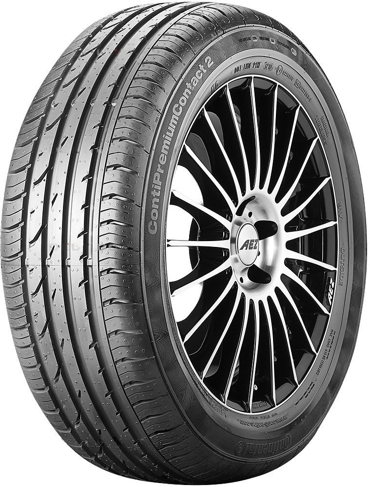 195/60R16 89H, Continental, ContiPremiumContact 2