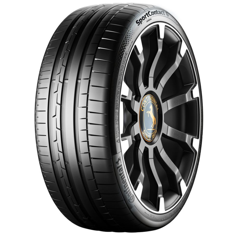 235/40R18 95Y, Continental, SportContact 6