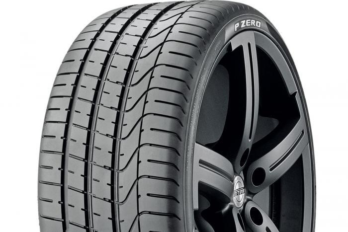 295/45R20 110Y, Pirelli, PZERO RF R-F