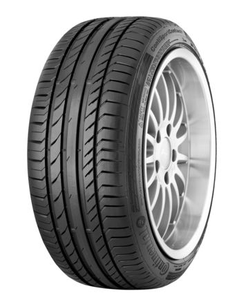 225/45R19 92W, Continental, ContiSportContact 5