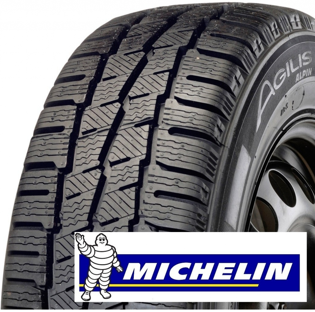 195/60R16 99T, Michelin, AGILIS ALPIN