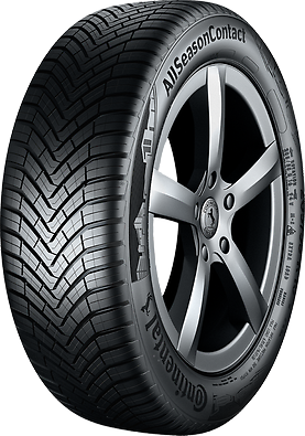 225/55R17 101W, Continental, AllSeasonContact CONTINENTAL