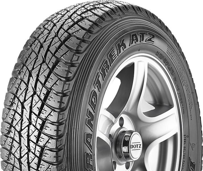 235/70R16 104S, Dunlop, GRANDTREK AT2