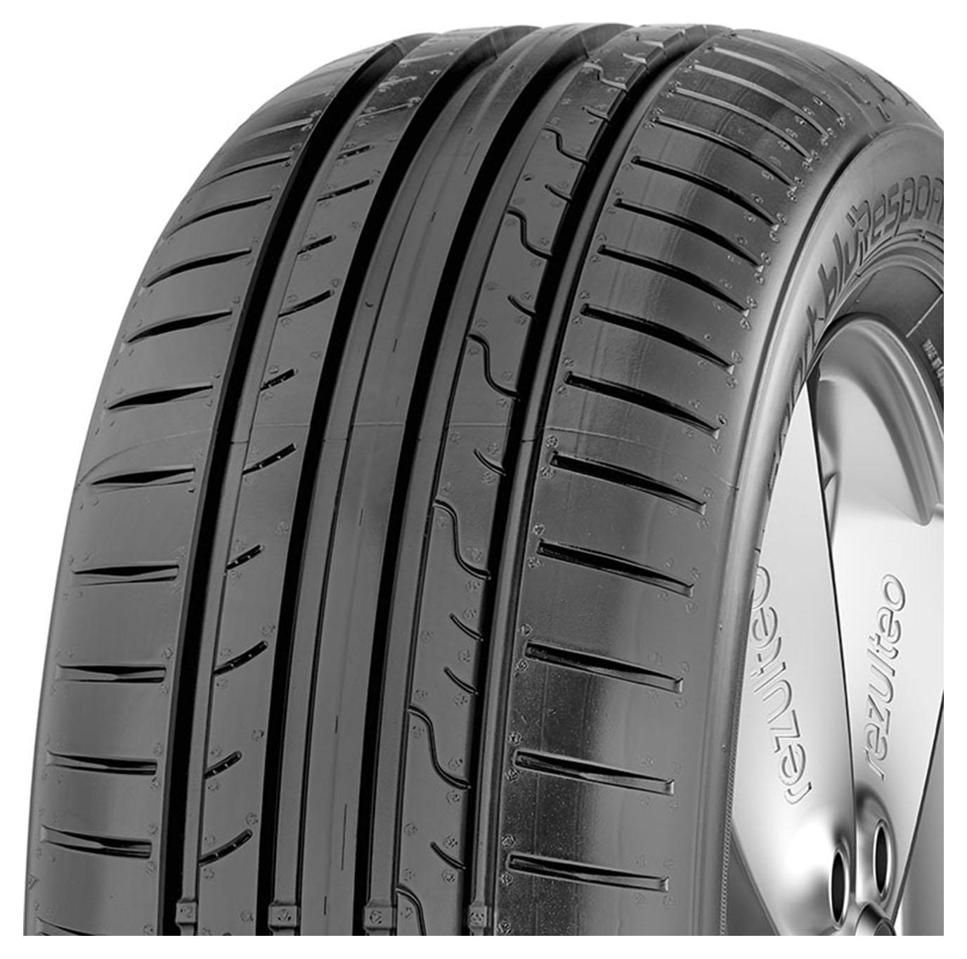 195/55R16 87V , Dunlop, SPORT BLURESPONSE