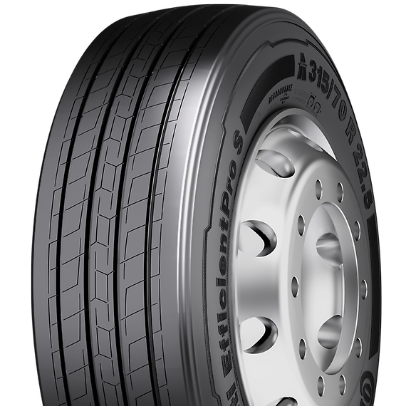 315/70R22.5 156L, Continental, Conti EfficientPro S