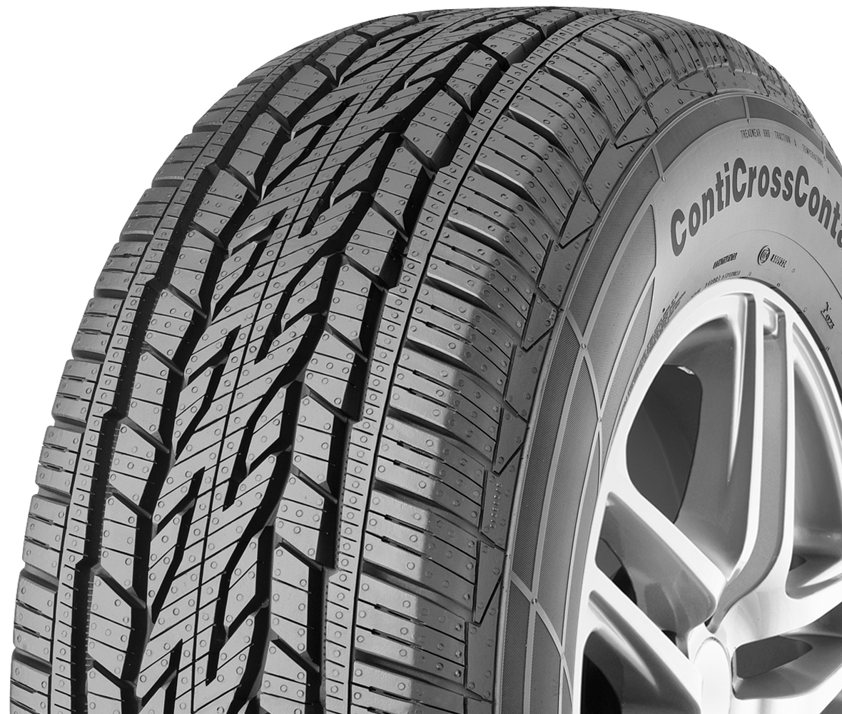 215/60R17 96H, Continental, ContiCrossContact LX 2