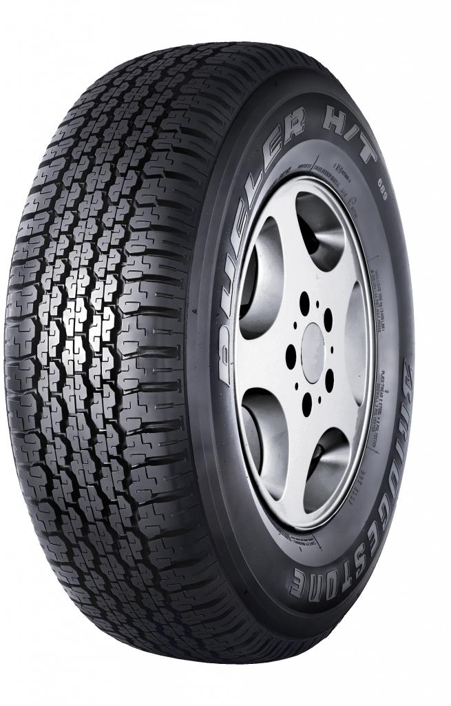 265/70R16 112H, Bridgestone, DUELER 689