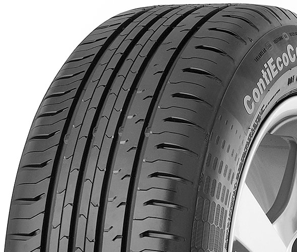 Continental 185/65R15 88H, Continental, ContiEcoContact 5 Osobní a SUV Letní BB70
