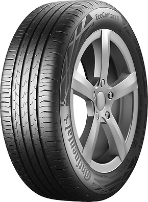 195/60R15 88H, Continental, EcoContact 6