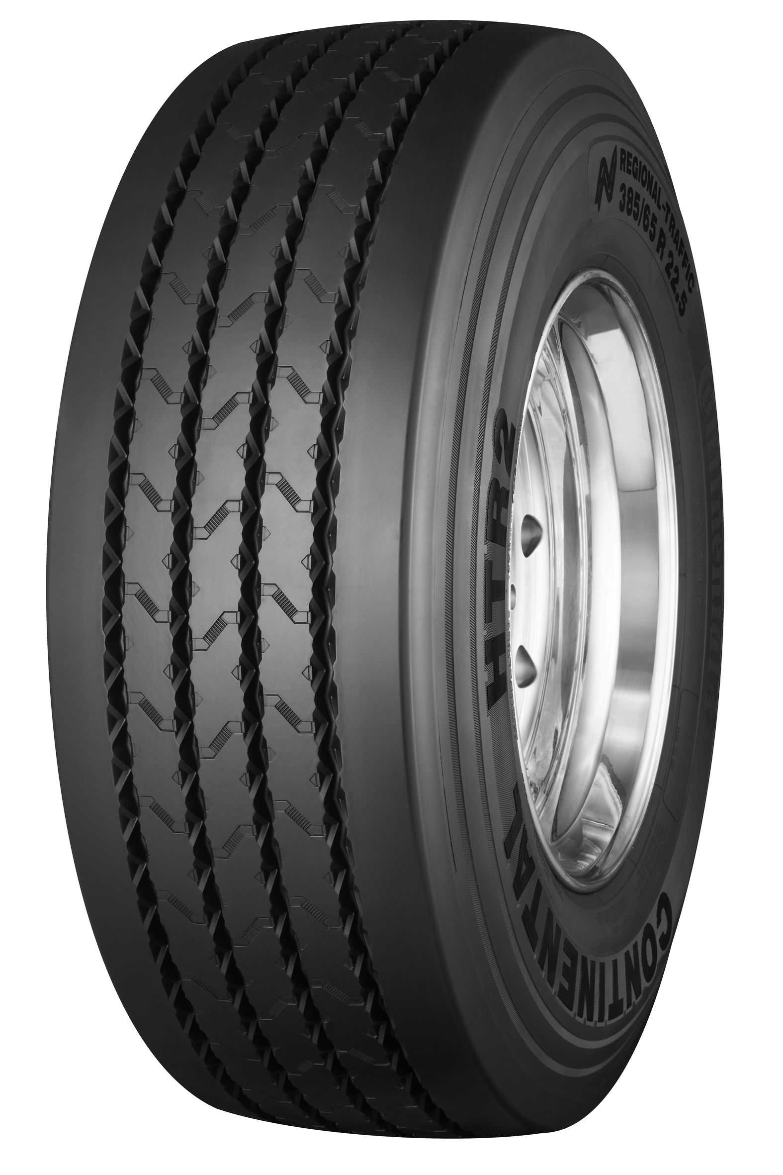 445/65R22.5 169K, Continental, HTR2