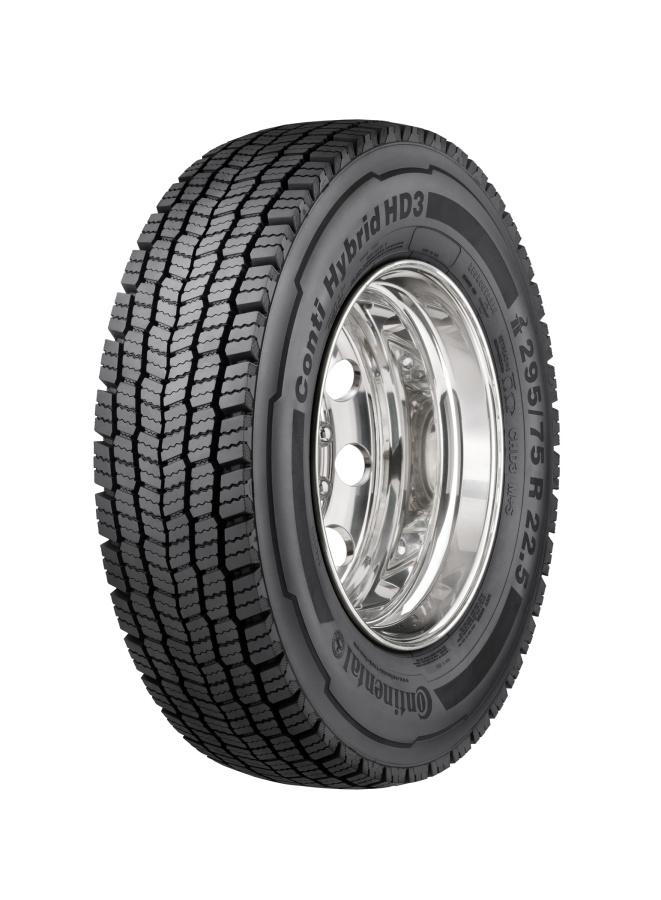 315/70R22.5 154/150L, Contire, ContiRe Hybrid HD3