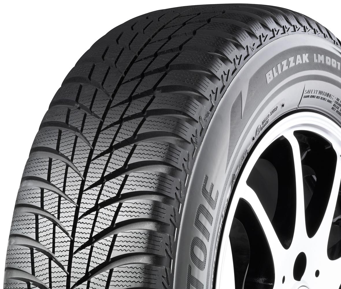 225/55R17 97H, Bridgestone, BLIZZAK LM-001 RFT +