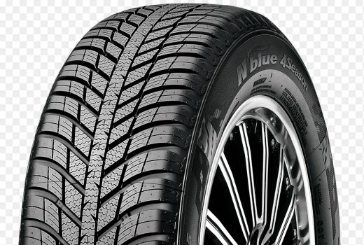 155/65R14 75T, Nexen, NBLUE 4 SEASON