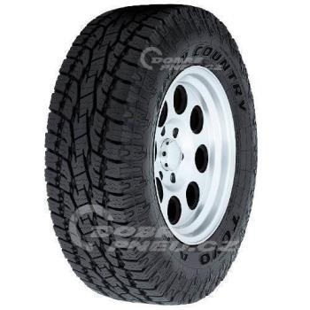 265/70R18 116h, Toyo, OPEN COUNTRY U/T