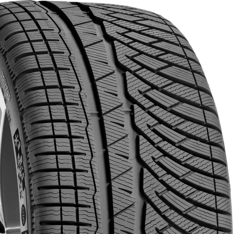 355/55R17 102V, Michelin, PILOT ALPIN PA4