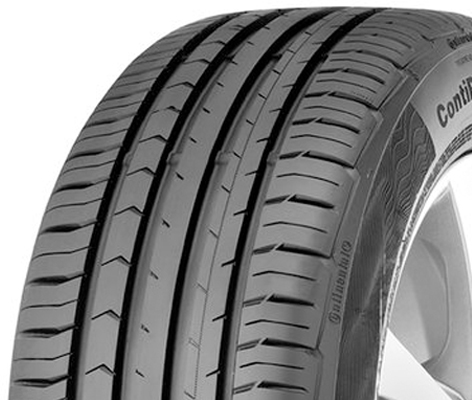 225/55R17 97W, Continental, PremiumContact 5 *