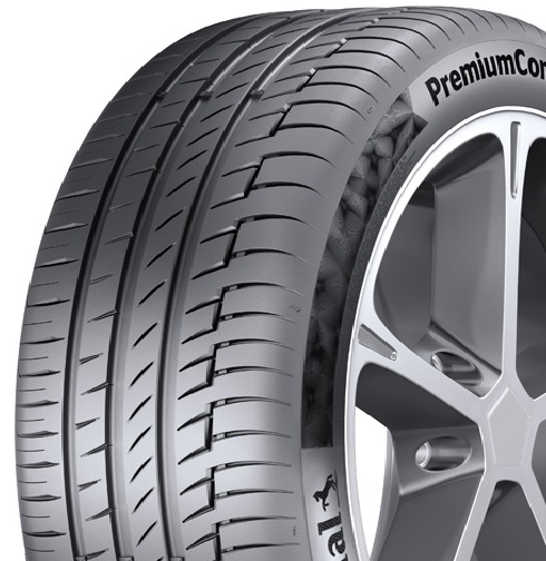 205/50R17 89V, Continental, PremiumContact 6