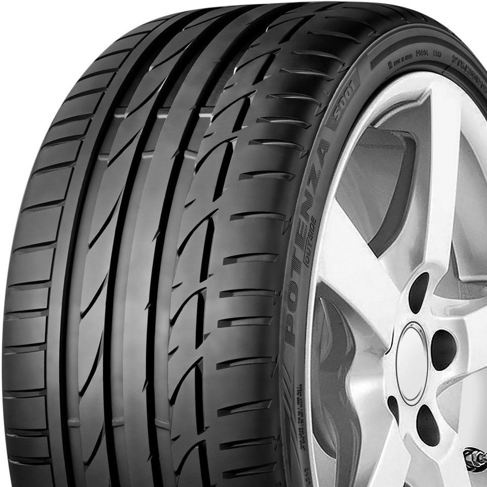 235/40R19 96W, Bridgestone, S-001