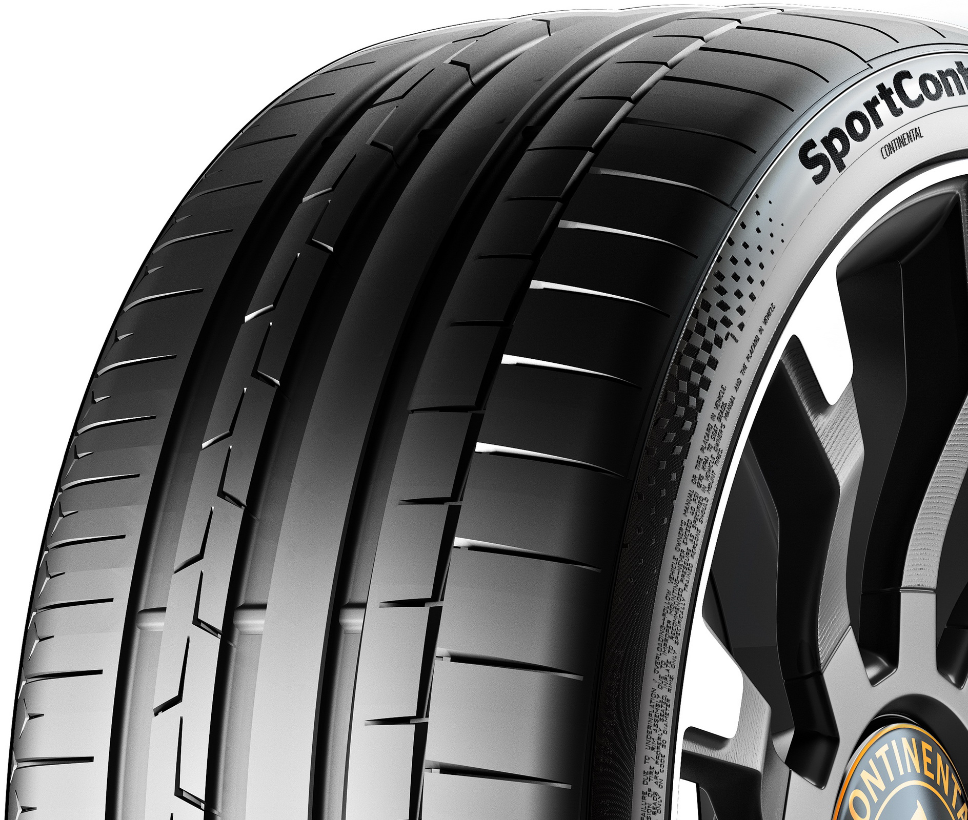 225/35R19 88Y, Continental, SportContact 6