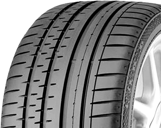 215/40R16 86W, Continental, ContiSportContact 2