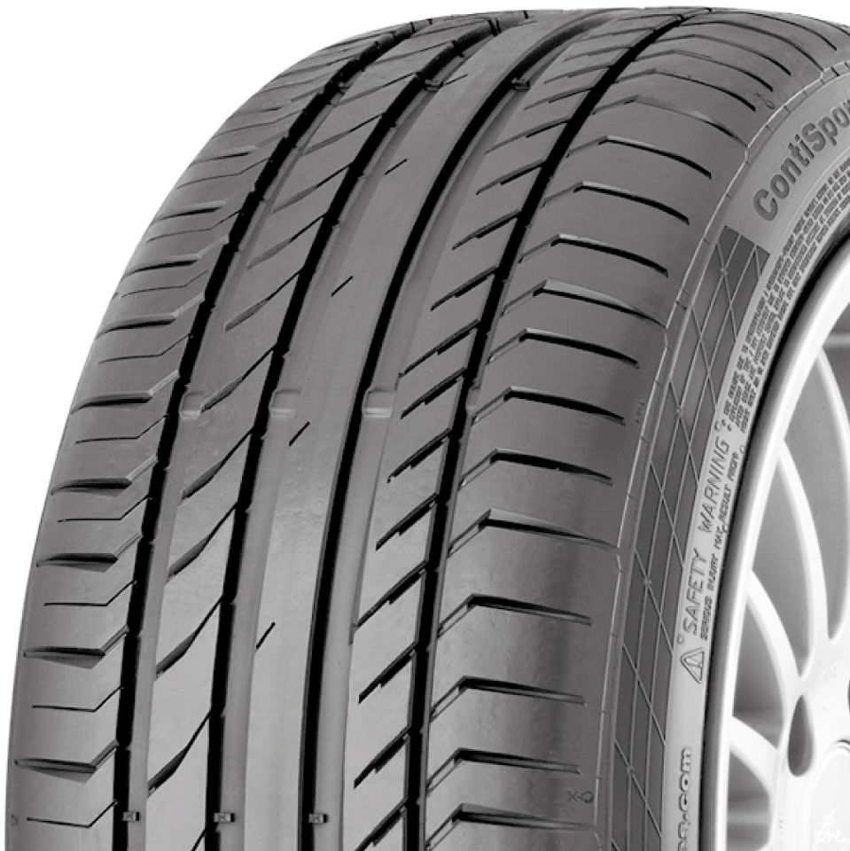 265/50R20 111V, Continental, SportContact 5