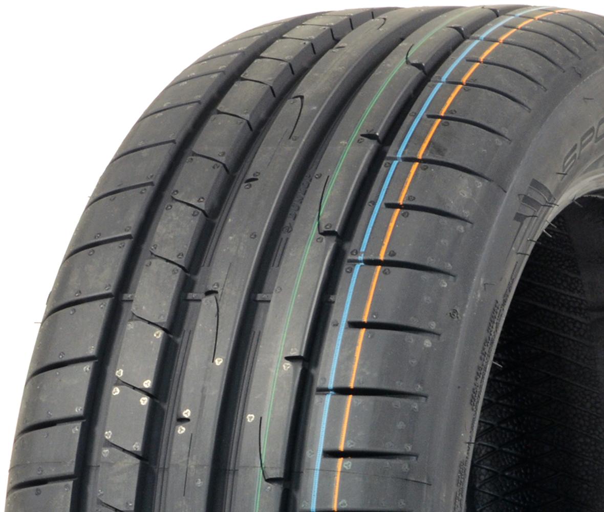 225/45R17 91Y , Dunlop, SPORT MAXX RT2