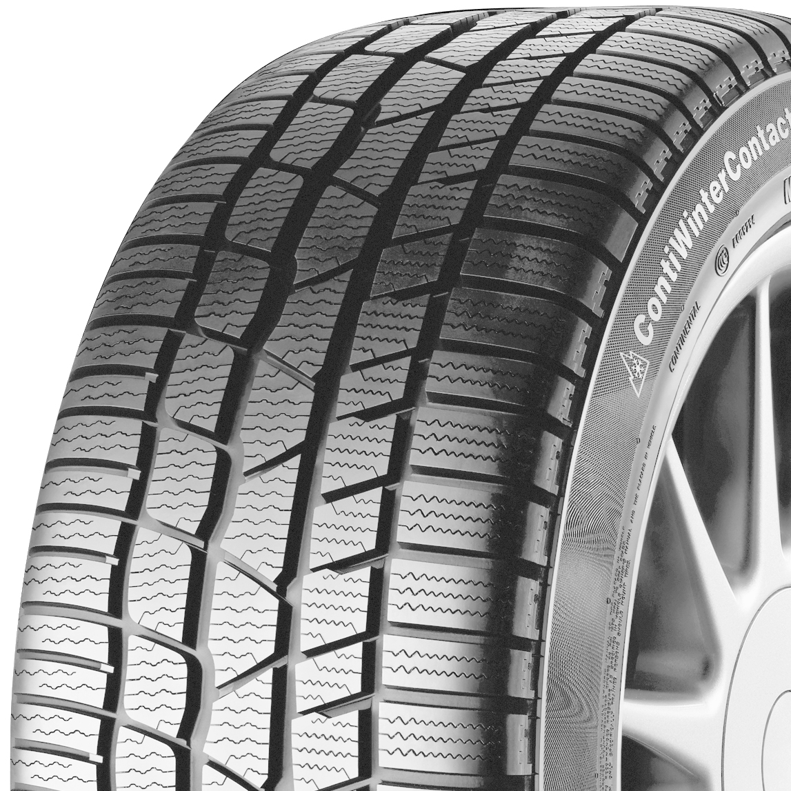 Continental 295/40R20 110W, Continental, ContiWinterContact TS 830 P Osobní a SUV Zimní CC75