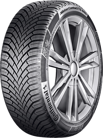 185/55R15 82H, Continental, WinterContact TS 860