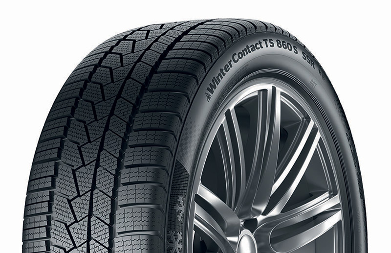 245/40R20 99W, Continental, WinterContact TS 860 S