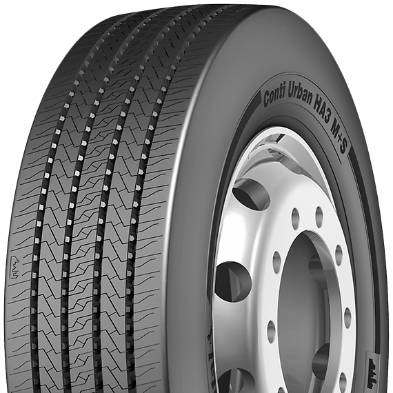 315/60R22.5 156J, Continental, Conti Urban HA3