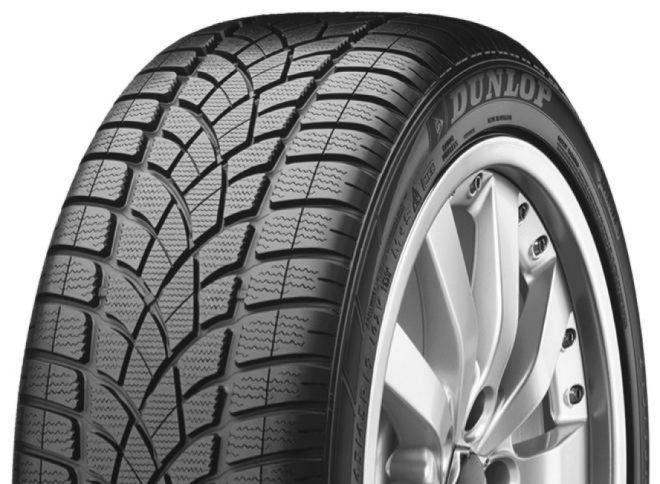 255/55R18 105H, Dunlop, Sport 3D MS